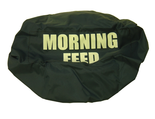 Bitz Morning Feed Bucket Cover Approximate diameter 46cm