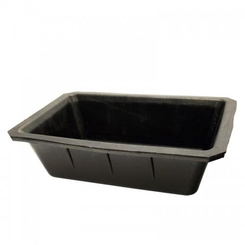 Rubber Feed Trough: Faulks 7 Litre Mini Rubber Trough